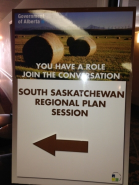 SSRP sign Taber 2013