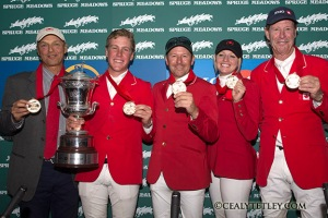 Spruce Meadows Masters 2014