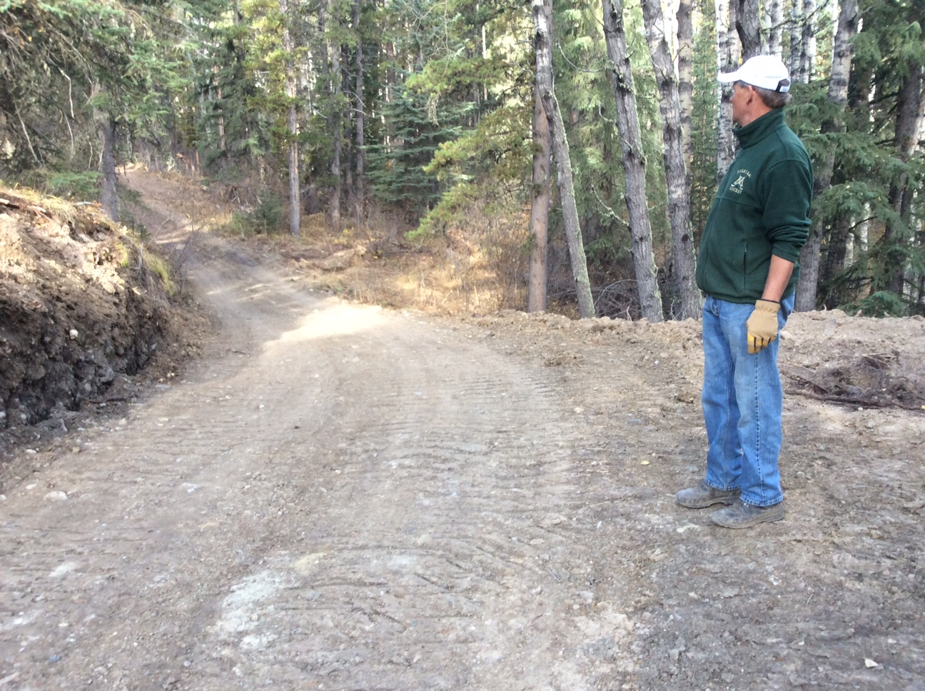 2014 Trail Supporter Project Report West Bragg Creek All